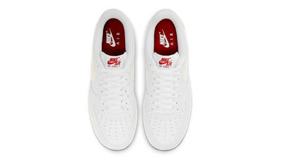 Nike Air Force 1 Valentine's Day 2021 Middle