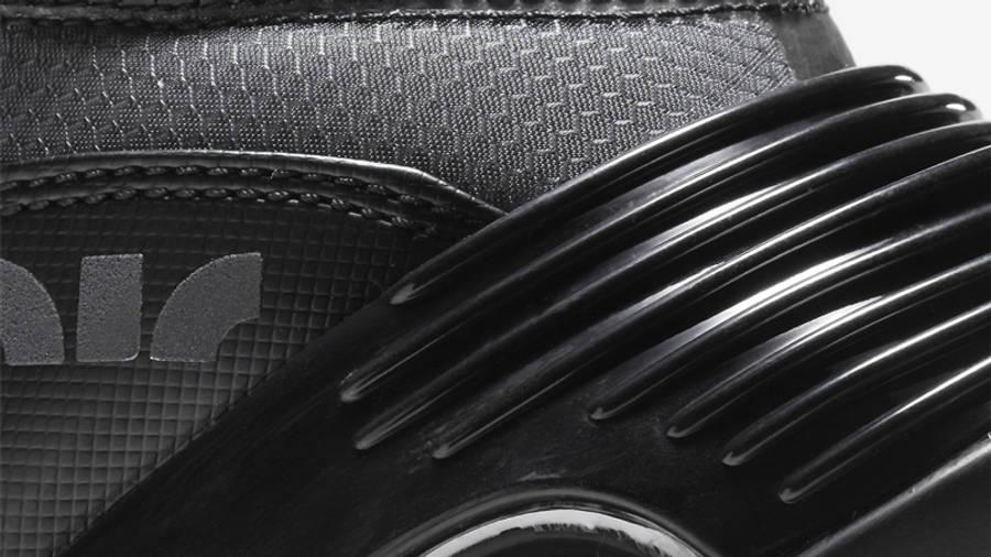 Nike Air Max 2090 Black Wolf Grey Anthracite Closeup