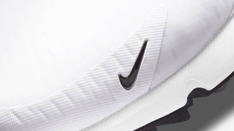 Nike Air Max 270 Golf White Pure Platinum Closeup