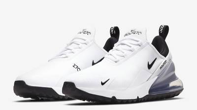 Nike Air Max 270 Golf White Pure Platinum Front
