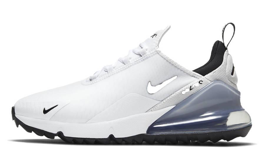 Nike Air Max 270 Golf White Pure Platinum