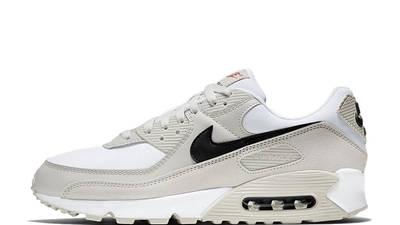 Nike Air Max 90 Light Bone Black DH4103-100