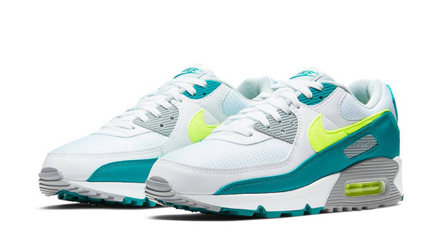 Nike Air Max 90 Spruce Lime CZ2908-100 front