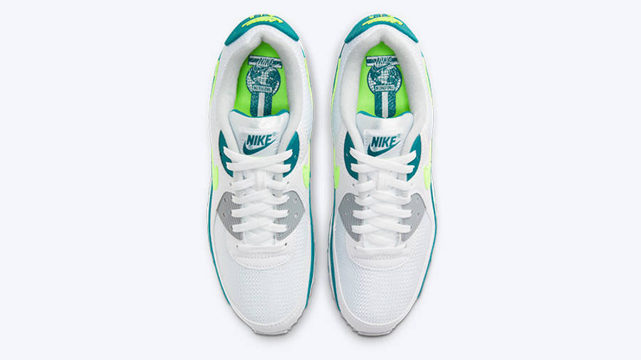 Nike Air Max 90 Spruce Lime CZ2908-100 middle