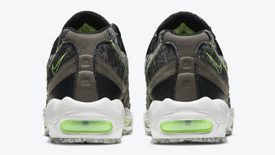 Nike Air Max 95 Recycled Electric Green Back