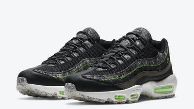 Nike Air Max 95 Recycled Electric Green Front