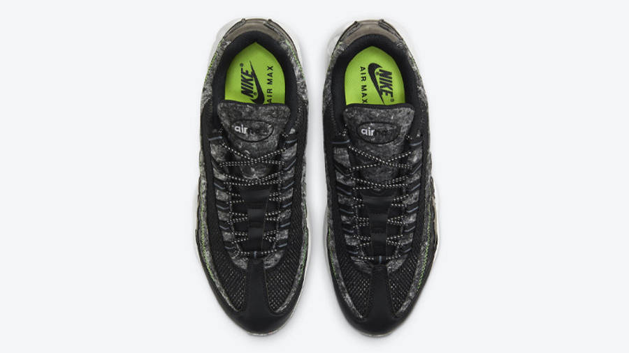 Nike Air Max 95 Recycled Electric Green Middle
