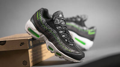 Nike Air Max 95 Recycled Felt Electric Green Lifestyle