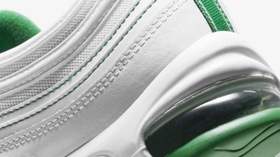 Nike Air Max 97 Pine Green Closeup