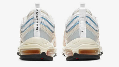 Nike Air Max 97 The Future is in the Air Sail Infrared Back