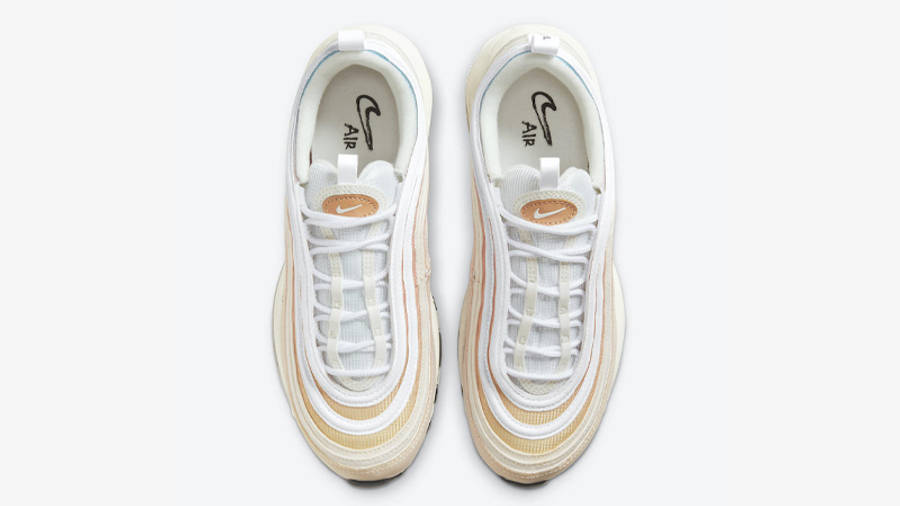 Nike Air Max 97 The Future is in the Air Sail Infrared Middle