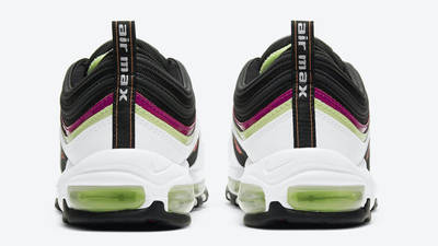 Nike Air Max 97 World Tour Black Back