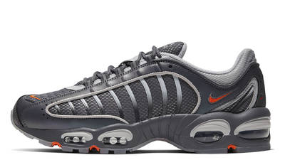 Nike Air Max Tailwind 4 SE Dark Grey Total Orange