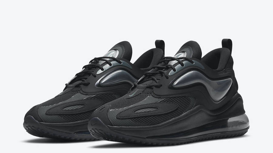 Nike Air Max Zephyr Black Anthracite Front