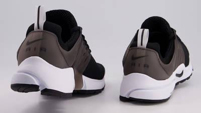 Nike Air Presto Black White Back