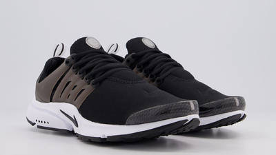 Nike Air Presto Black White Front