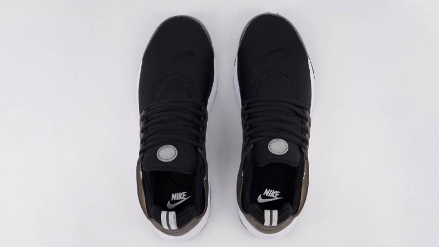 Nike Air Presto Black White Middle