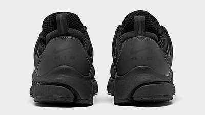 Nike Air Presto Triple Black Back