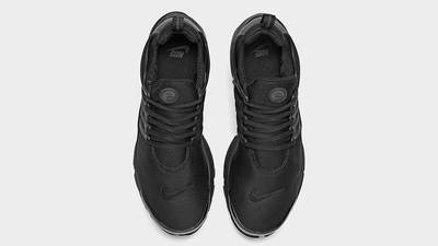 Nike Air Presto Triple Black Middle