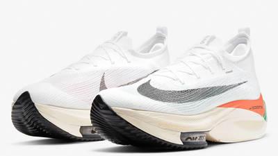 Nike Air Zoom Alphafly Next% Eliud Kipchoge Front