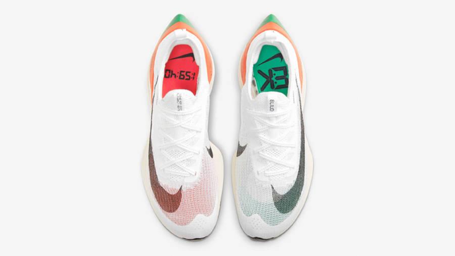 Nike Air Zoom Alphafly Next% Eliud Kipchoge Middle