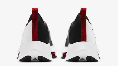 Nike Air Zoom Tempo NEXT% White University Red Back