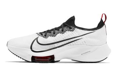 Nike Air Zoom Tempo NEXT% White University Red
