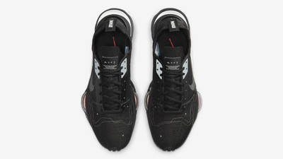 Nike Air Zoom Type Black Bright Crimson Middle