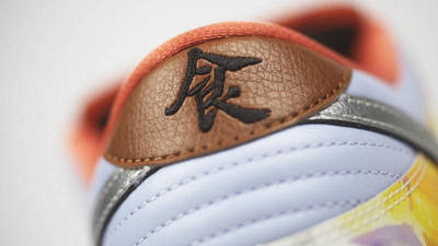 Nike Dunk Low Chinese New Year Back Closeup