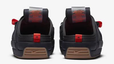 Nike Offline Black Back