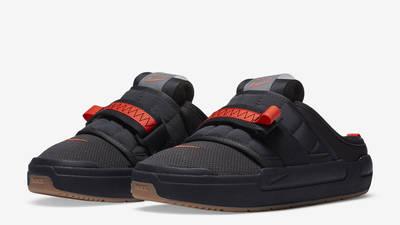 Nike Offline Black Front