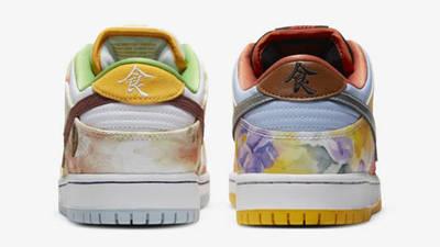 Nike SB Dunk Low Street Hawker Back