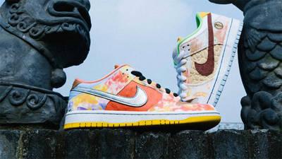Nike SB Dunk Low Street Hawker First Look