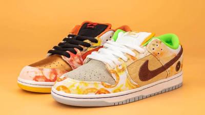 Nike SB Dunk Low Street Hawker Front