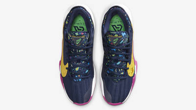 Nike Zoom Freak 2 Midnight Navy Middle