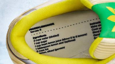 adidas ZX 8000 Frozen Lemonade In Sole