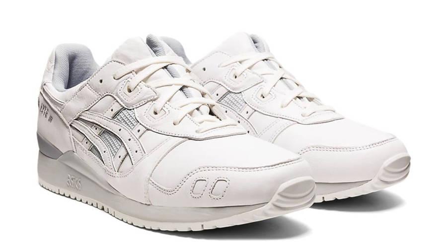 ASICS GeL-Lyte 3 White Light Grey Front