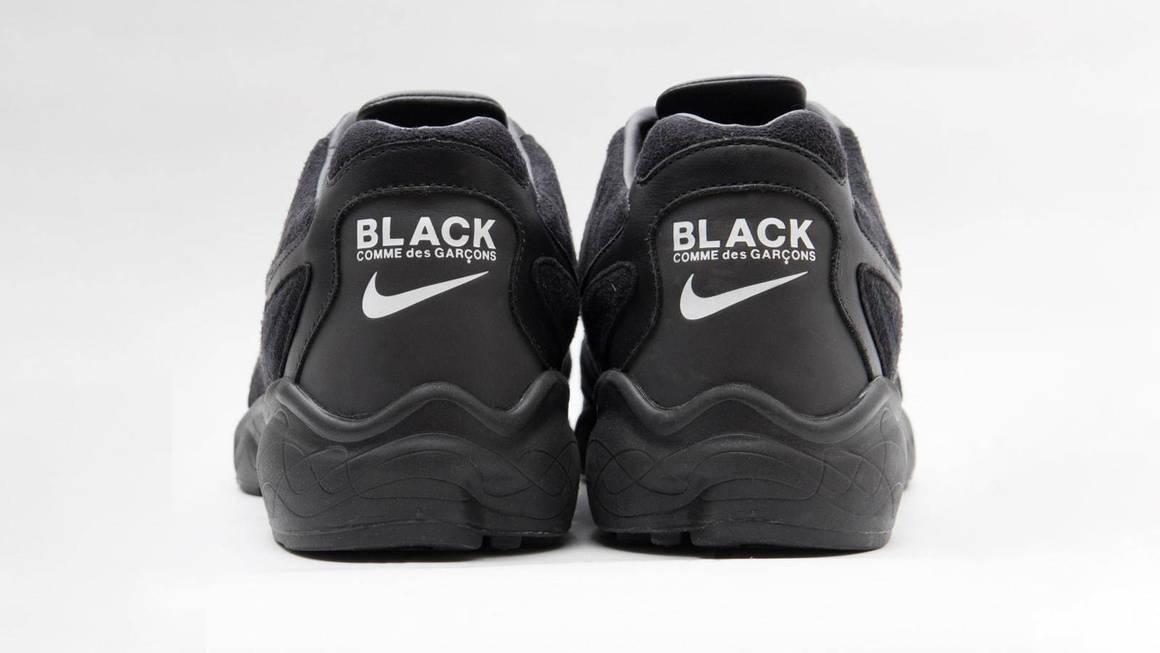 COMME des GARCONS BLACK x Nike Zoom Talaria