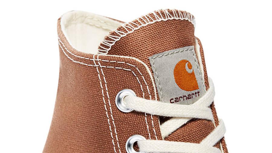 Carhartt WIP x Converse Chuck 70 Hi Hamilton Brown Tongue