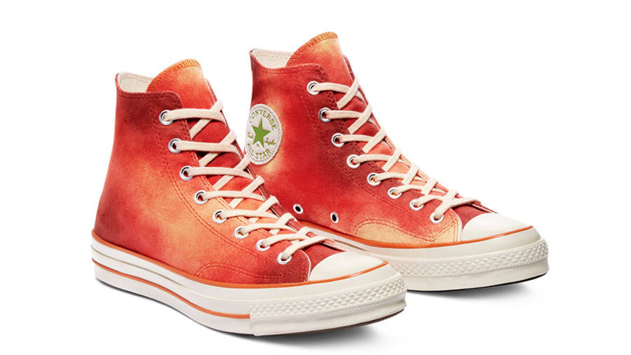 Concepts x Converse Chuck 70 Southern Flame Hi Orange Front