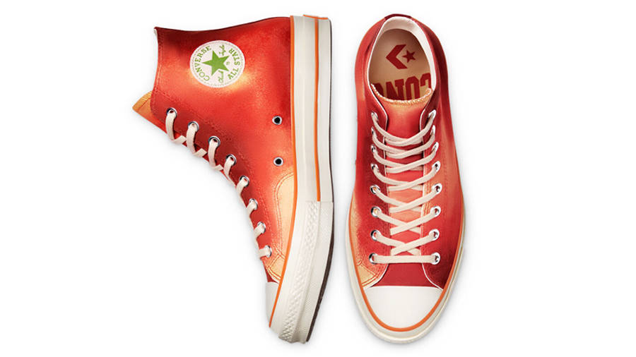 Concepts x Converse Chuck 70 Southern Flame Hi Orange Middle