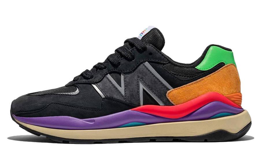 New Balance 5740 Black Multi