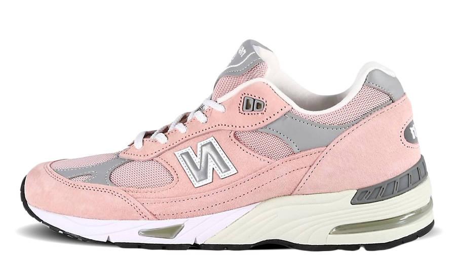 New Balance 991 Shy Pink