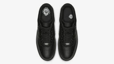 Nike Air Force 1 07 Black Middle