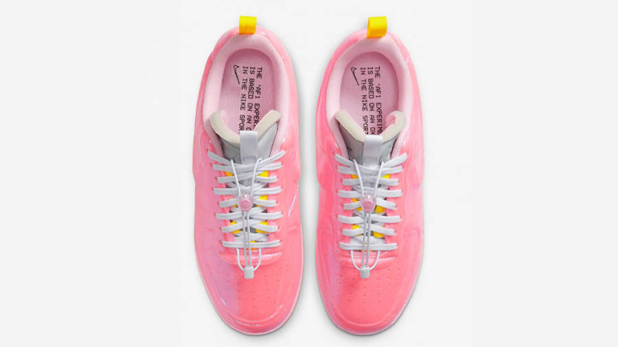 Nike Air Force 1 Experimental Pink Middle