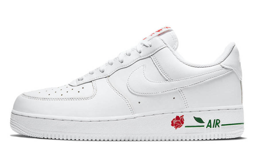Nike Air Force 1 Low Rose White | Where To Buy | CU6312-100 | The ...