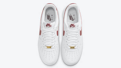 Nike Air Force 1 Low Team Red Middle