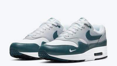 Nike Air Max 1 LV8 Dark Teal Green Front
