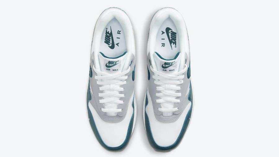 Nike Air Max 1 LV8 Dark Teal Green Middle