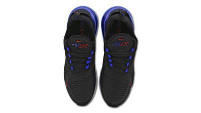 Nike Air Max 270 Black Hyper Royal Middle